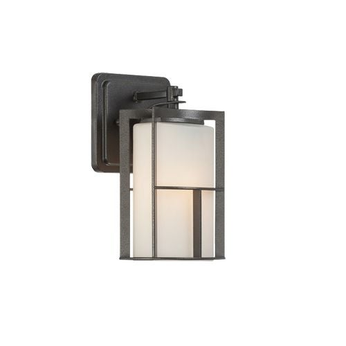 Designers Fountain 31811 1 Light Outdoor Wall Lantern from the Braxton Collection
