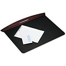 Rolodex Executive Woodline II Desk Pad