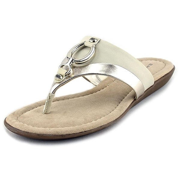 Bandolino Jo 3 Synthetic Thong Sandal