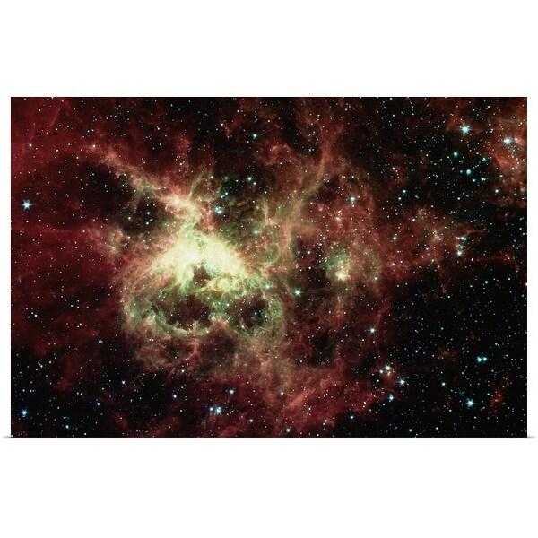 """Tarantula Nebula"" Poster Print"