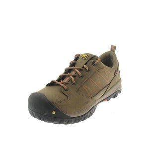 Keen Womens Mesa ESD Leather Steel Toe Casual Shoes - 9.5 wide (c,d,w)