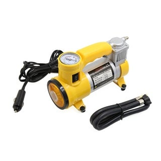 Portable Car Air Compressor Electric Tire Inflator Pump DC 12V 150 PSI Pressure