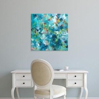 Easy Art Prints Jan Weiss's 'Rainforest' Premium Canvas Art
