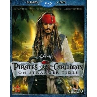 Pirates of the Caribbean: On Stranger Tides - Blu-ray/DVD