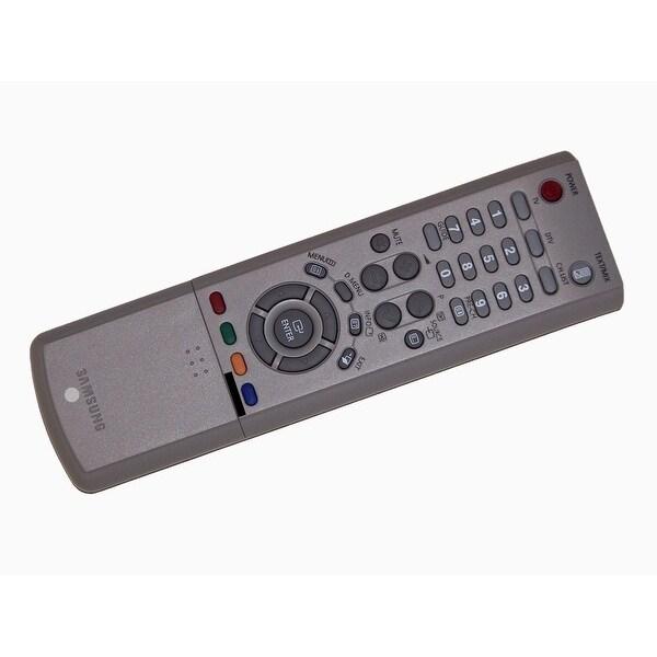 OEM Samsung Remote Control Originally Shipped With: LE26R41/51, LE32R41/51