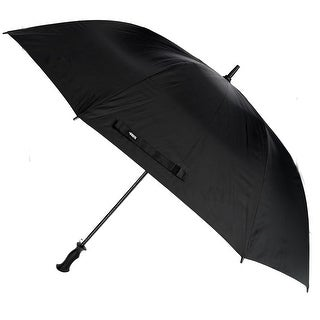 Totes Auto Open Golf Stick Umbrella with Sun Protection - One size