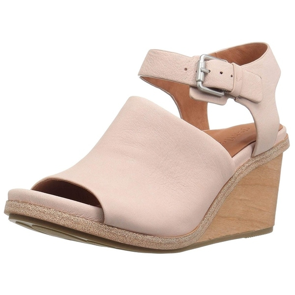 e517a21c74 Shop Gentle Souls by Kenneth Cole Women's Gerry Wedge Sandal - Free ...