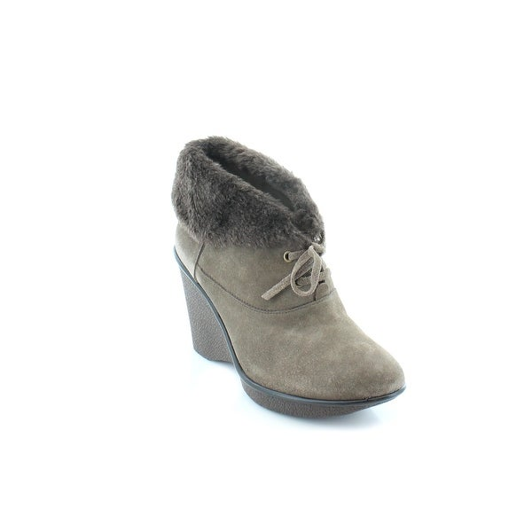 B. Makowsky Nellie Women's Boots Brown - 8.5