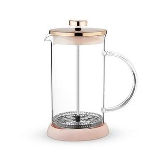 Riley Glass Tea Press Pot by Pinky Up®