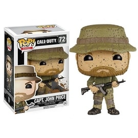 Funko POP Call Of Duty Price Vinyl Figure