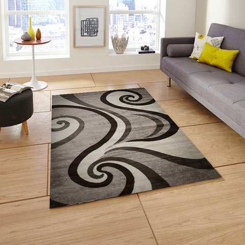 Frize Collection Chester Polypropylene Area Rug