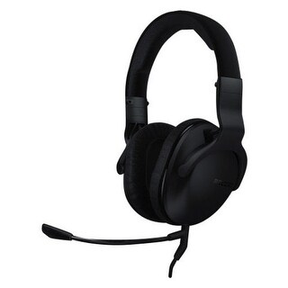 Roccat Cross - Multi-platform over-ear Stereo Gaming Headset - Stereo - Black - Mini-phone - Wired - 32 Ohm - 20 Hz - 20 kHz - O