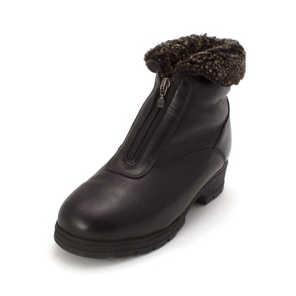 huge discount 6e19c d1853 Shop NEXDAY Womens Basel Round Toe Ankle Cold Weather Boots ...