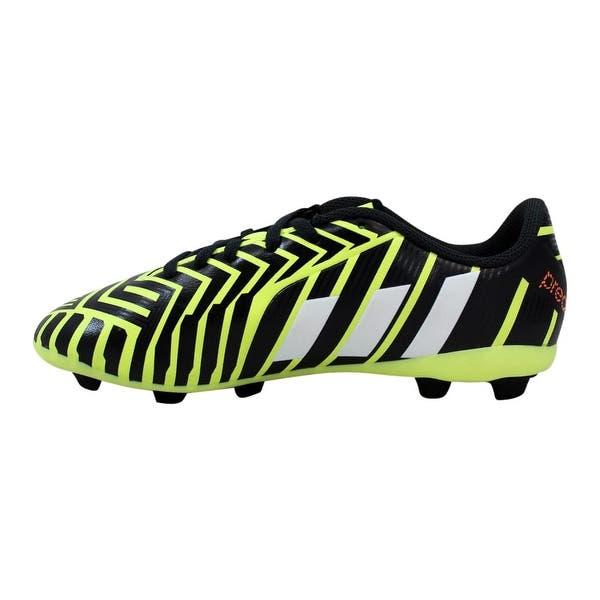 ir a buscar Burro Sobretodo  Shop Adidas Grade-School Predito FxG J Yellow/White-Dark Grey B44357 Size  5.5 - Overstock - 27640487