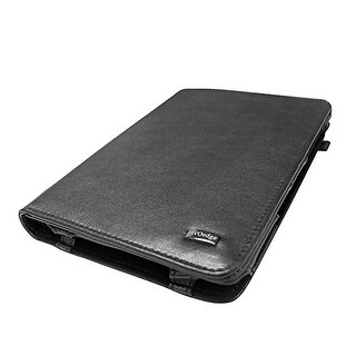 JAVOedge Classic Leather Book Case for Sony Reader 600 - black