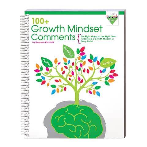 100 Growth Mindst Comments Gr K/2 - White