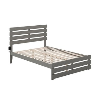 Link to Oxford Bed with Footboard and USB Turbo Charger Similar Items in Bedroom Furniture