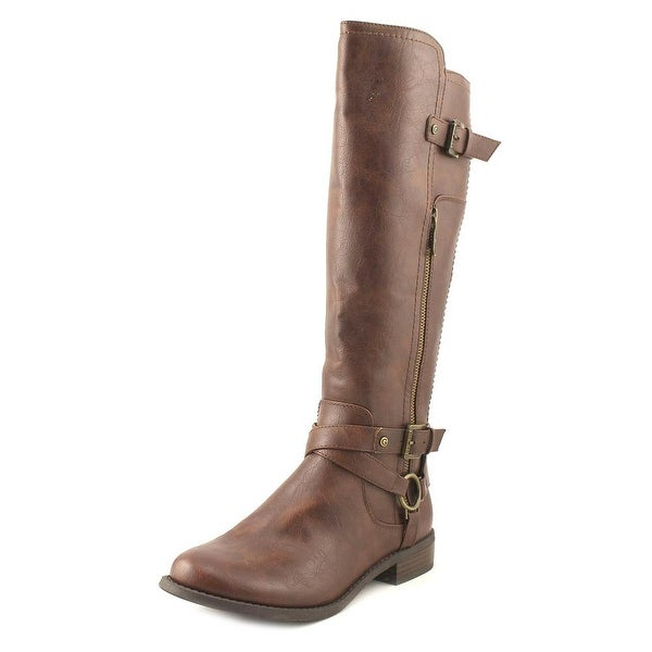 G By Guess Herly Dark Brown Boots