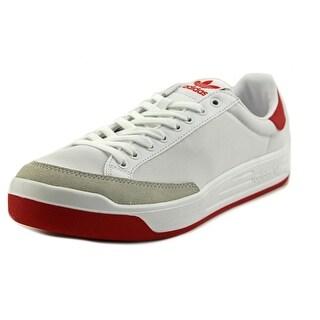 Adidas Rod Laver Super   Round Toe Canvas  Tennis Shoe