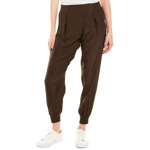 Atm Woven Silk Pant