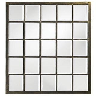 "Howard Elliott 9068 Superior 38"" x 34"" Window Mirror"