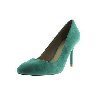 Zara Basic Womens Suede Heels Pumps