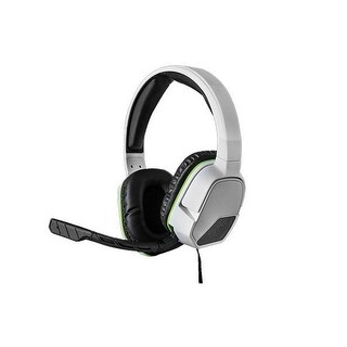 Pdp 048-041-Na-Wh Afterglow Lvl 3 Stereo Gaming Headset For Xbox One In White