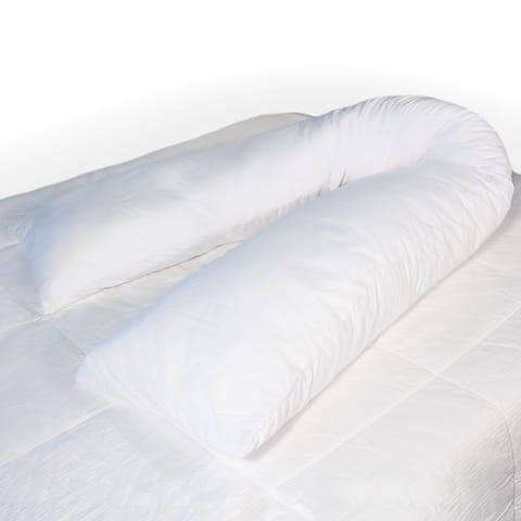 Science of Sleep Body Wrap Pillow - White
