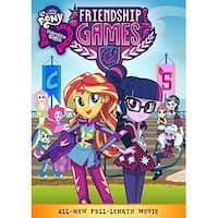 My Little Pony Equestria Girls Friendship Games [DVD]