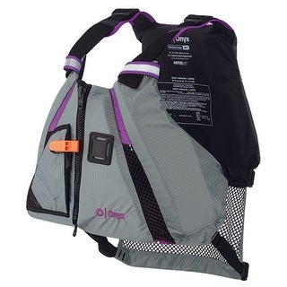 Onyx Movement Dynamic Paddle Sports Vest - Medium and Large Movement Dynamic Paddle Sports Vest - Purple or Grey - Medium and