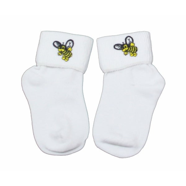 Bumblebee Bobby Socks Perfect for the Buzzy Kid in Boys Sizes