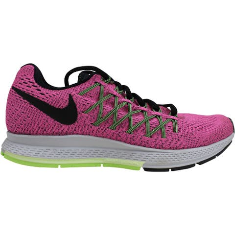 Nike Air Zoom Pegasus 32 Pink Power/Barely Volt-Ghost Green 749344-600 Women's