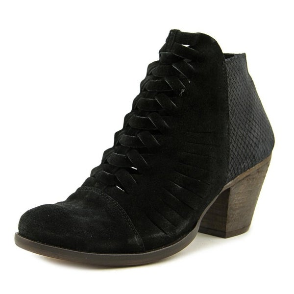 Free People Loveland Women Black Boots