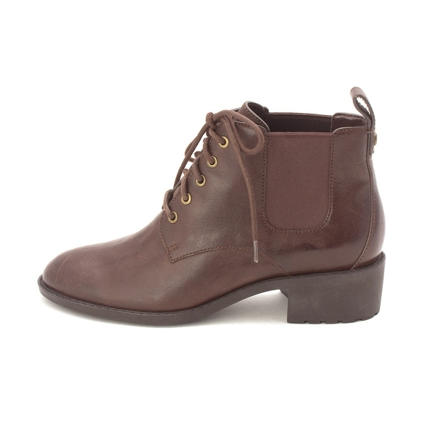Cole Haan Womens CH1907 Closed Toe Ankle Chelsea Boots - 6
