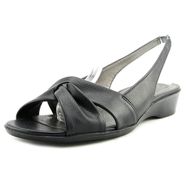 Life Stride Mimosa 2 Black Must Sandals