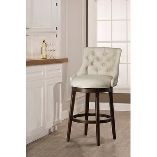 Link to Hillsdale Furniture Halbrooke Swivel Bar Height Stool Similar Items in Dining Room & Bar Furniture