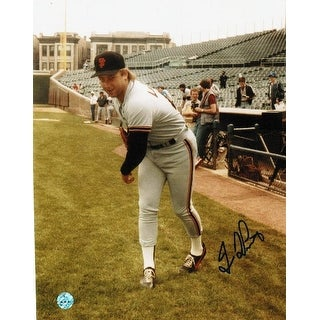Dave LaPoint San Francisco Giants Autographed 8x10 Photo
