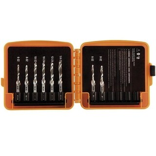 Kein Tools 32217 Drill Tap Tool Kit, 8 Piece
