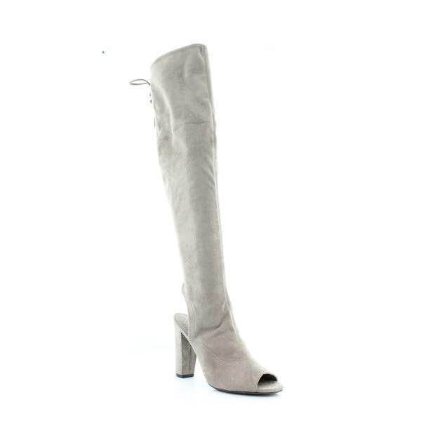 Guess Galle Women's Boots Light Gray