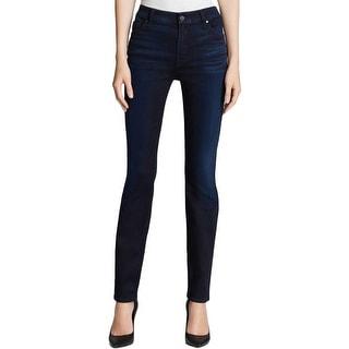 Jen 7 Womens Skinny Jeans Denim Stretch