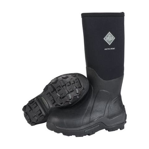 The Original Muck Boot Company Arctic Sport Men's Boots 10 US Black