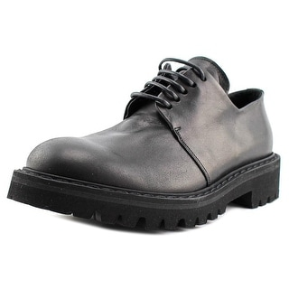 BB Washed by Bruno Bordese W1524   Round Toe Leather  Oxford