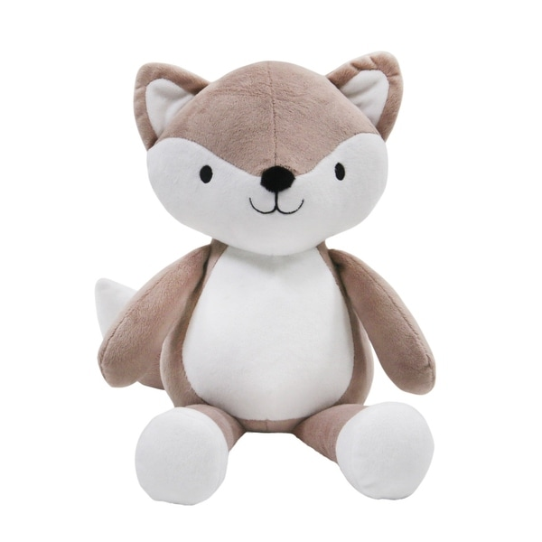 89fd7856e Bedtime Originals Lavender Woods Plush Fox Stuffed Animal - Sly