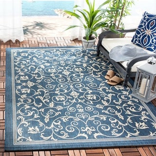 Safavieh Courtyard Clarine Indoor/ Outdoor Rug
