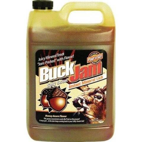 Evolved Habitats 41304 Buck Jam 1 Gallon, Honey Acorn