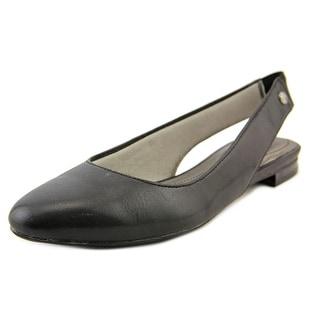 Life Stride Casta W Round Toe Synthetic Slingback Heel