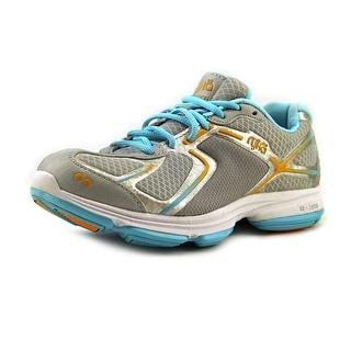 Ryka Devotion Round Toe Synthetic Running Shoe