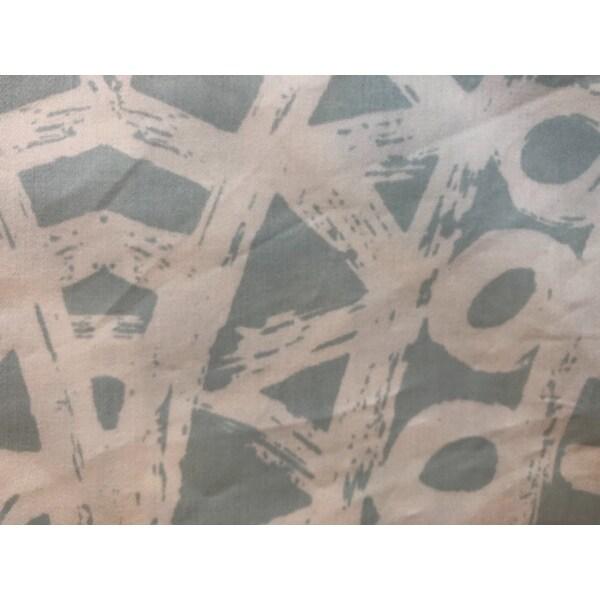 Shop Echo Design Mykonos Multi Cotton Printed Duvet Cover 3 Piece