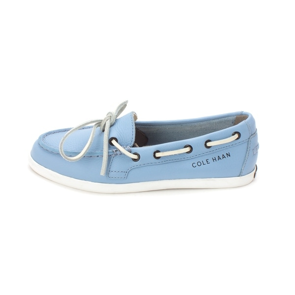 Cole Haan Womens W03165 Closed Toe Boat Shoes - 6