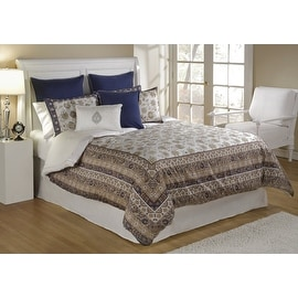 bed INC Isabella Queen Comforter Set